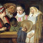 part 02 Hermitage - Antoine Watteau - French Actors Theatre
