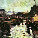 At the North. 1899, Konstantin Alekseevich (1861-1939) Korovin