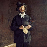The Artist - 1875, Édouard Manet