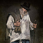 Édouard Manet - The Ragman