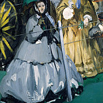 Women at the Races, Édouard Manet