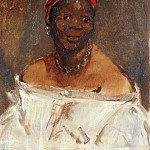 Édouard Manet - The Black Woman
