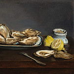 Édouard Manet - Oysters