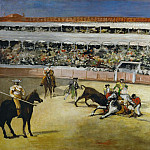 Édouard Manet - Bullfight