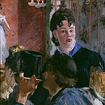 Barmaid, Édouard Manet
