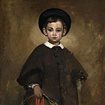Child Portrait, Édouard Manet