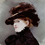 Mery Laurent, Édouard Manet