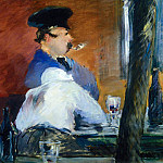 The Bar, Édouard Manet