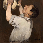 Édouard Manet - Boy with Pitcher