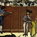 The Bullfight, Édouard Manet