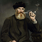 The Smoker, Édouard Manet