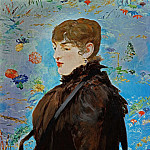 Édouard Manet - Mary Laurent