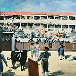 Édouard Manet - The Bullfight