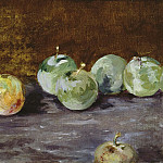 Plums, Édouard Manet