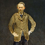 Self-Portrait, Édouard Manet