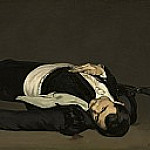 Édouard Manet - The Dead Toreador