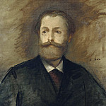 Portrait of Antonin Proust, Édouard Manet