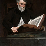 Édouard Manet - The Reader