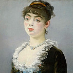 Édouard Manet - Madame Michel-Levy