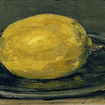 The lemon, Édouard Manet