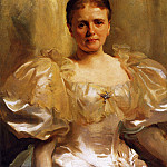 John Singer Sargent - Mrs. William Shakespeare (Louise Weiland)