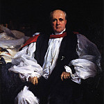 The Archbishop of Canterbury , John Singer Sargent