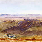 John Singer Sargent - The Plains from Nazareth