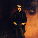 Edwin Booth, John Singer Sargent