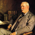 The Earle of Comer, John Singer Sargent