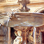 Spanish Fountain, John Singer Sargent