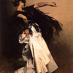Spanish Dancer, John Singer Sargent