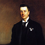 John Singer Sargent - The Right Honourable Joseph Chamberlain