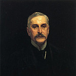 John Singer Sargent - Colonel Thomas Edward Vickers