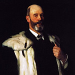 John Singer Sargent - Sir David Richmond