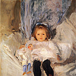 Ruth Sears Bacon, John Singer Sargent