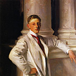The Earle of Dalhousie, John Singer Sargent