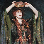 Miss Ellen Terry as Lady Macbeth, John Singer Sargent
