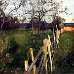 Home Fields, John Singer Sargent