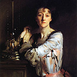 The Honorable Mrs. Charles Russell, John Singer Sargent