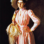 John Singer Sargent - Eleanor Brooks