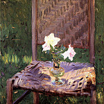 John Singer Sargent - The Old Chair