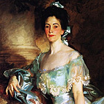 Mrs. Abbott Lawrence Rotch, John Singer Sargent