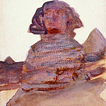 The Sphinx, John Singer Sargent