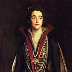 John Singer Sargent - The Countess of Rocksavage