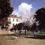 House and Garden, John Singer Sargent