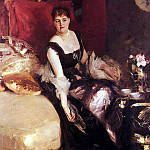 Mrs. Kate A More, John Singer Sargent