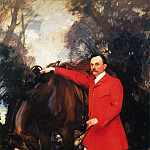 William Marshall Cazalet, John Singer Sargent