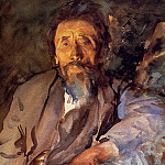 John Singer Sargent - The Tramp