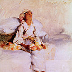 John Singer Sargent - The Little Fruit Seller
