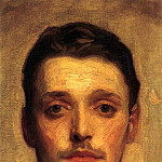 Study of a Young Man, John Singer Sargent
